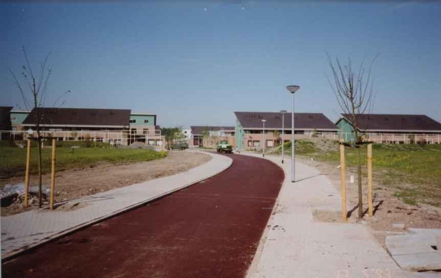 Slotervaart Jaren negentig   Nieuw Sloten   Kasterleepark   Nieuw West 60 jaar